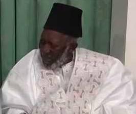 Décès de Cheikh Haj Moussa Touré