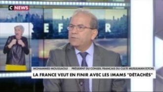 """LA FRANCE VEUT EN FINIR AVEC LES IMAMS """"DÉTACHÉS"""""""