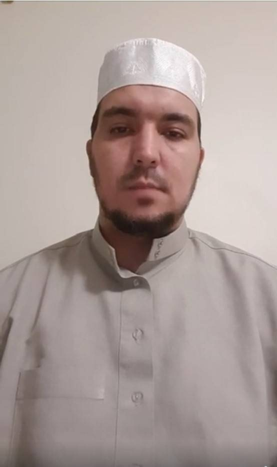 Cheikh Mustapha.. lecture du Coran