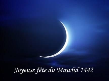 La fête du Mawlid 1442: Appel à mettre en valeur les aspects les plus structurants de l'œuvre du prophète Muhammad (PBSL) et de son message de Paix, d'Amour et de Miséricorde.
